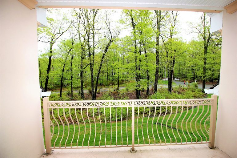 14a MR BR balcony- view