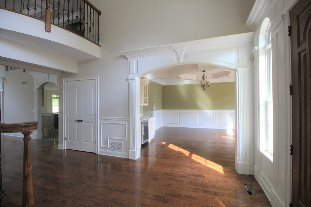foyer view DR